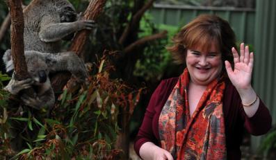 Susan Boyle zapowiada pierwszą trasę koncertową