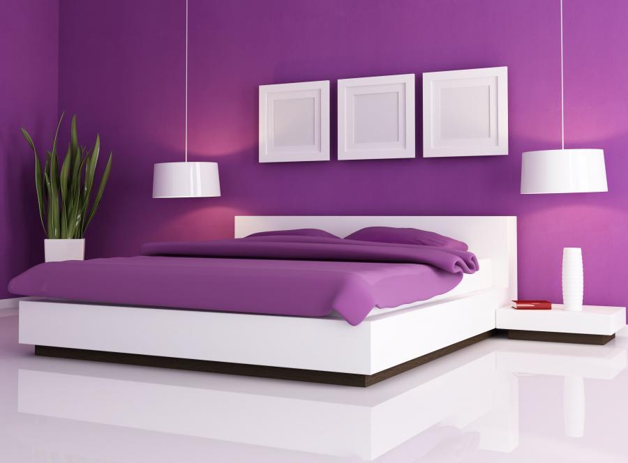 Zdjęcia Chcesz Się Wysypiać Dobrze Wybierz Kolor Sypialni
