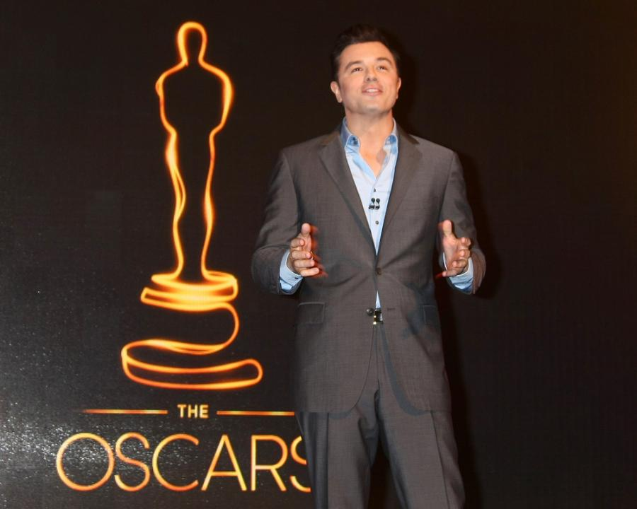 Seth MacFarlane nie poprowadzi Oscarów