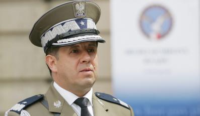 Były szef BOR gen. Marian Janicki