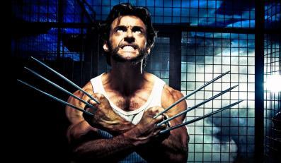 "Hugh Jackman w filmie ""Wolverine"""