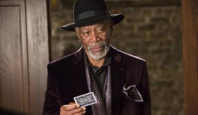 "Morgan Freeman w filmie ""Iluzja"""