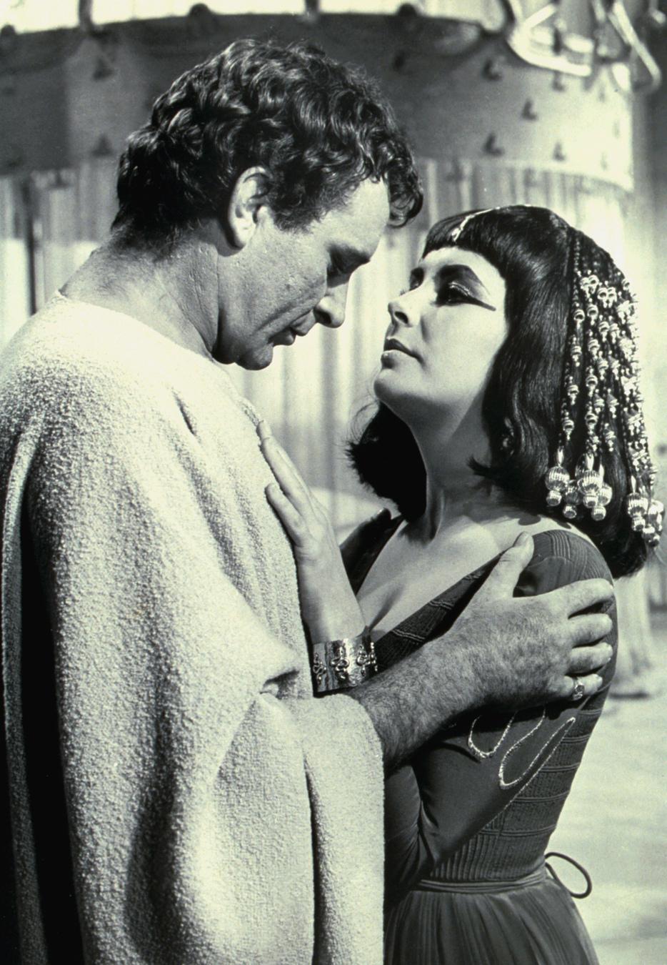 Richard Burton i Elizabeth Taylor