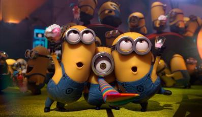 Minionki (na)rozrabiają w kinach już 3 lipca