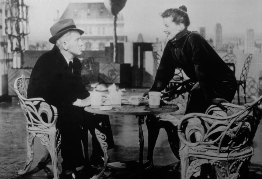 Katherine Hepburn i Spencer Tracy