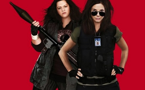 Melissa McCarthy i Sandra Bullock w filmie \
