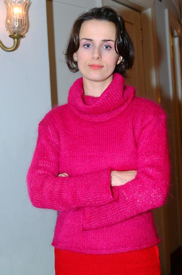 Natalia Niemen w 2003 roku