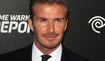 David Beckham mógłby zostać Agentem 007