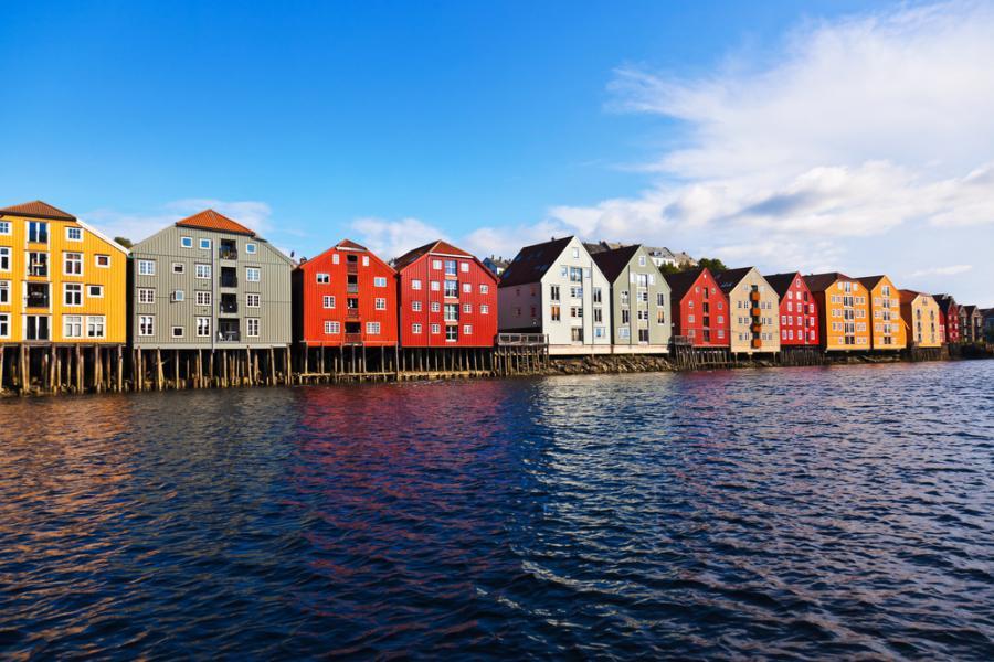Trondheim Norwegia