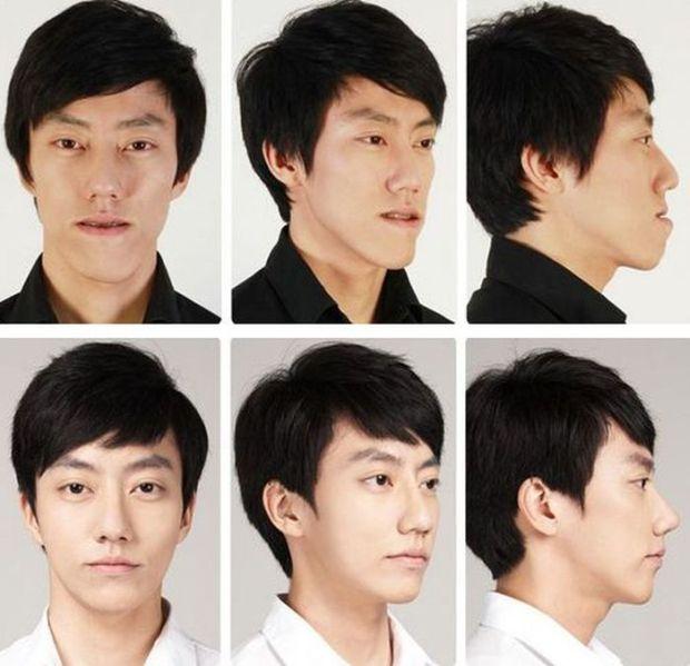 Metamorfozy Azjatów
