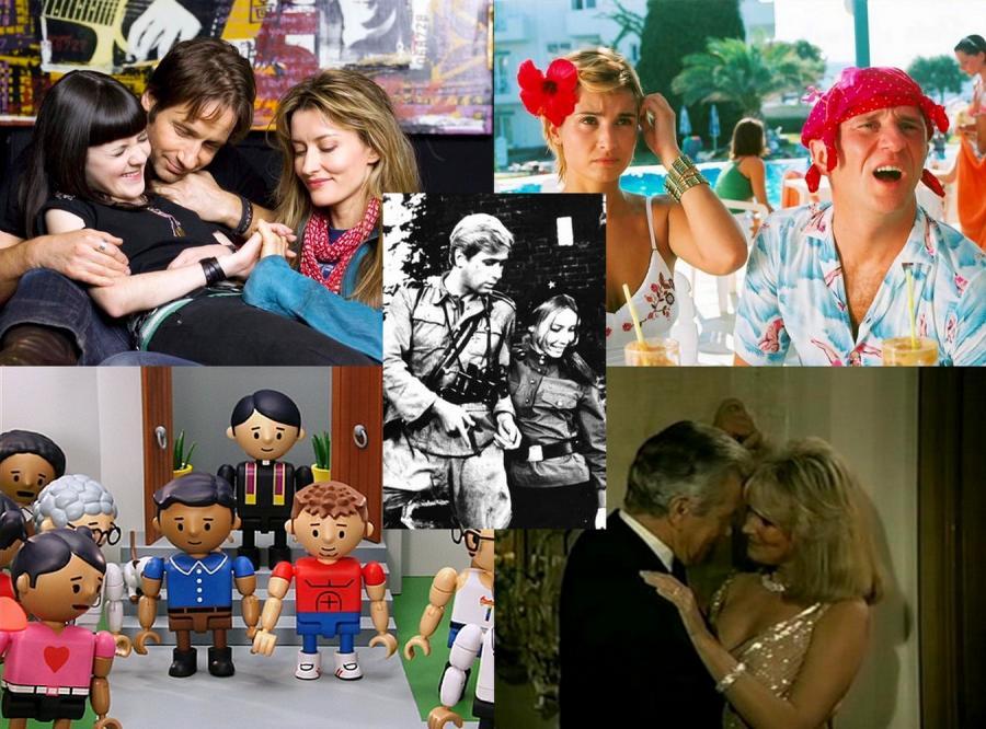 10 serialowych par, które mogą być wzorem