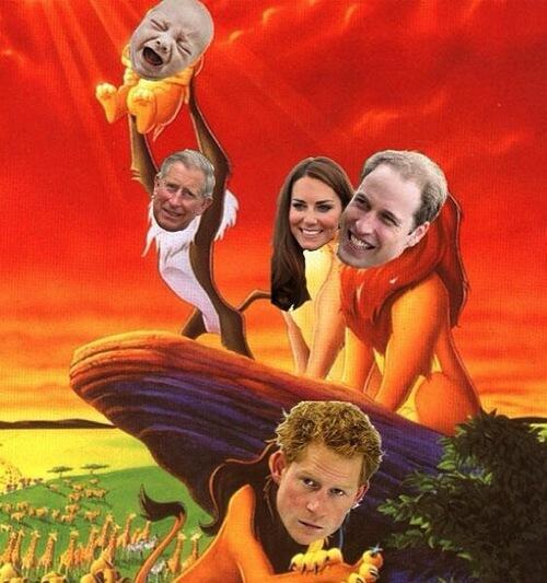 """Kate urodziła, Internet oszalał. Zobacz najlepsze MEMy z """"royal baby"""""""
