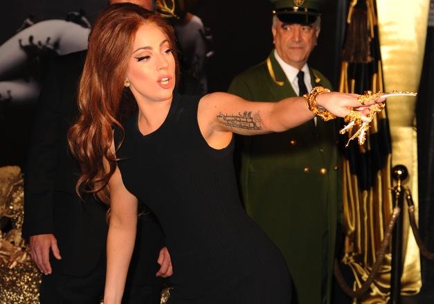 Lady GaGa zapowiada pierwszy singiel
