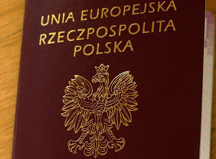 Nowe paszporty nie do podrobienia