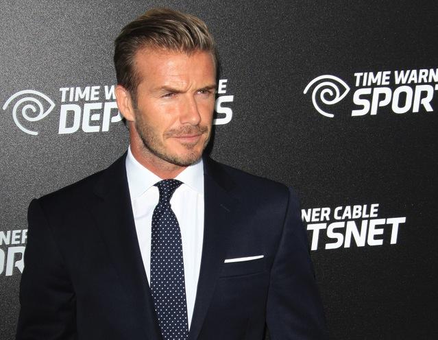David Beckham będzie aktorem
