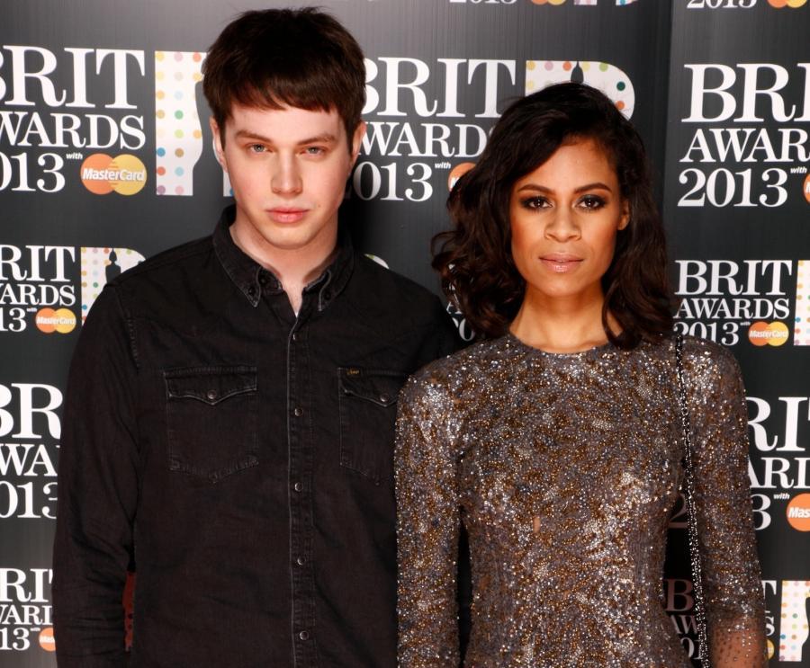 AlunaGeorge na gali BRIT Awards 2013