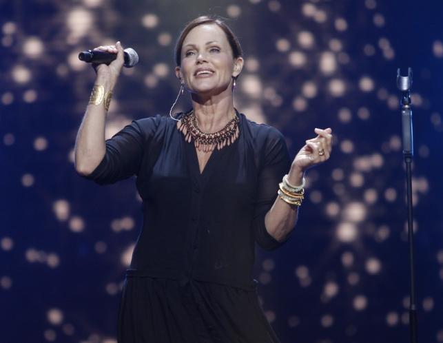 Belinda Carlisle na festiwalu Sopot TOP OF THE TOP