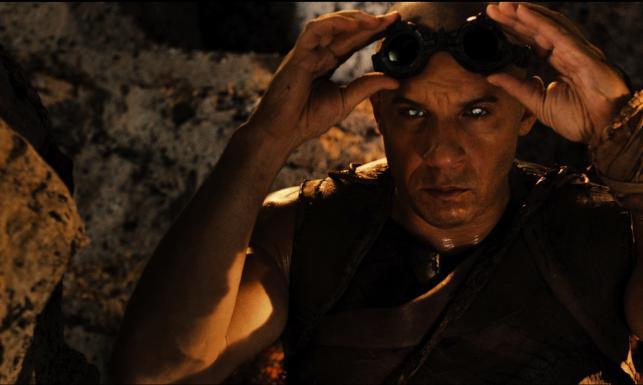 Riddick sam przeciw wszystkim - ZDJĘCIA!
