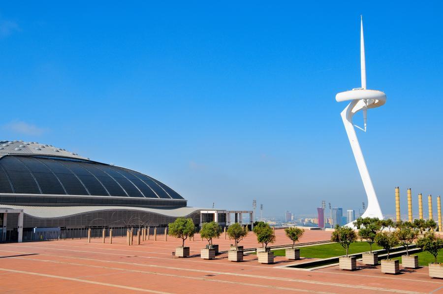 Barcelona - Montjuic i Kompleks Olimpijski