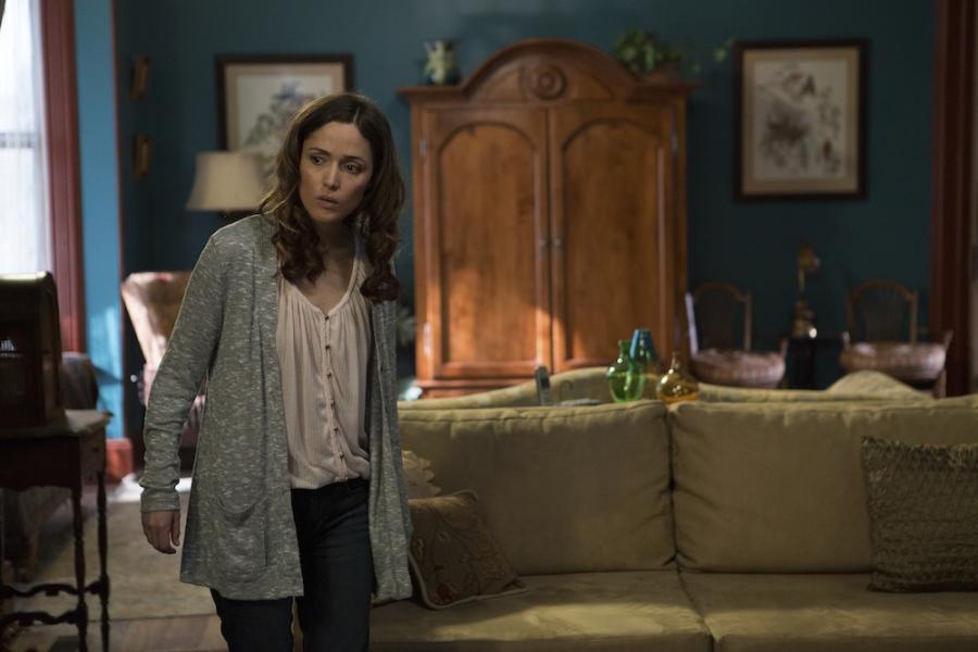 """Rose Byrne w filmie """"Naznaczony: Rozdział 2"""""""