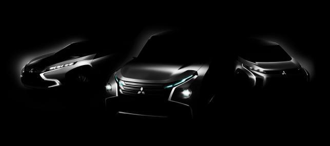 Trzy nowości Mitsubishi