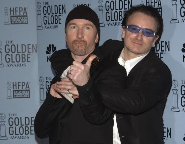 U2: Bono i The Edge