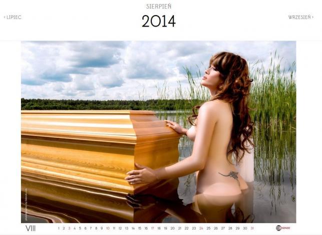Kalendarz Linder