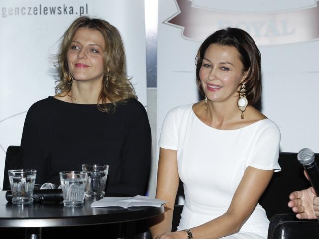 Anna Popek i Magdalena Krupa
