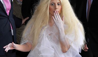 Lady GaGa jako straszniejsza wersja Królwny Śnieżki
