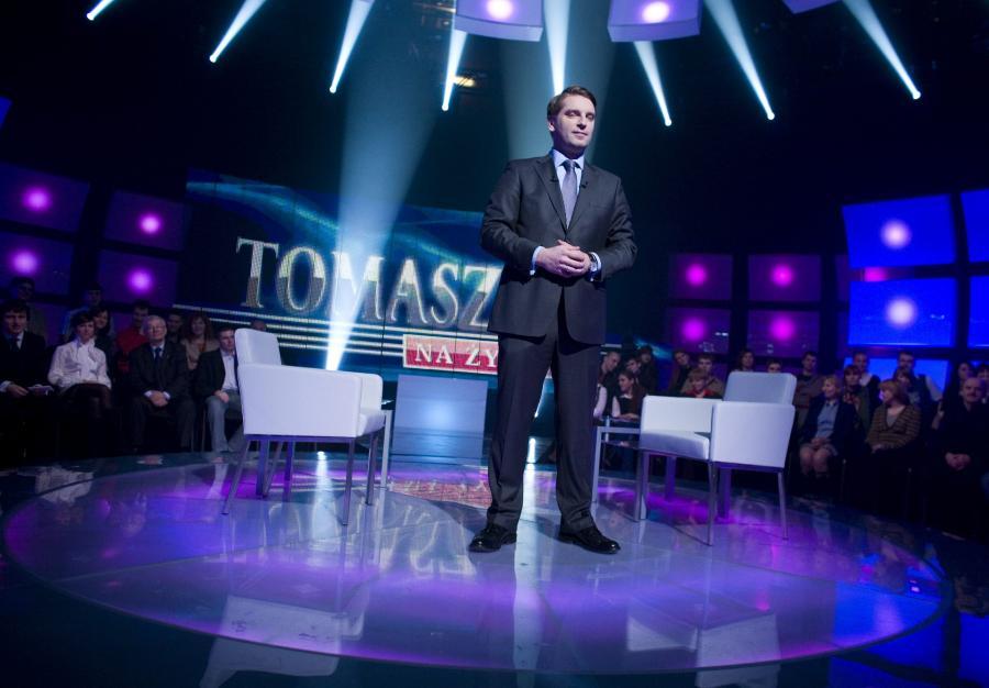 Tomasz Lis w programie \