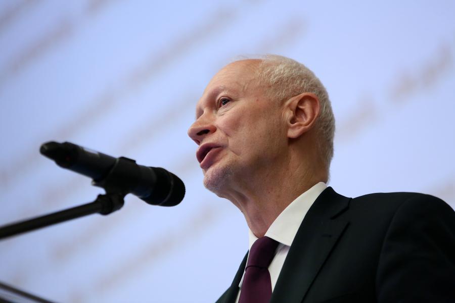 Minister Administracji i Cyfryzacji Michał Boni