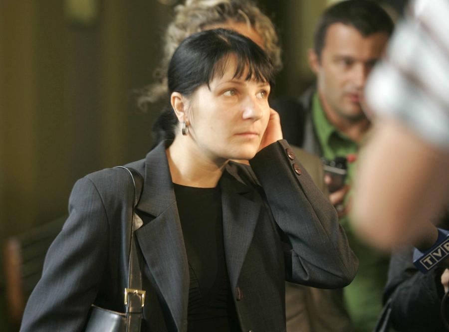 Aneta Krawczyk będzie pomagać ofiarom molestowania