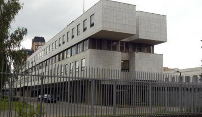 Polska ambasada w Moskwie