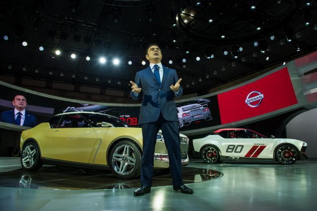 Nissan IDx Freeflow i IDx NISMO