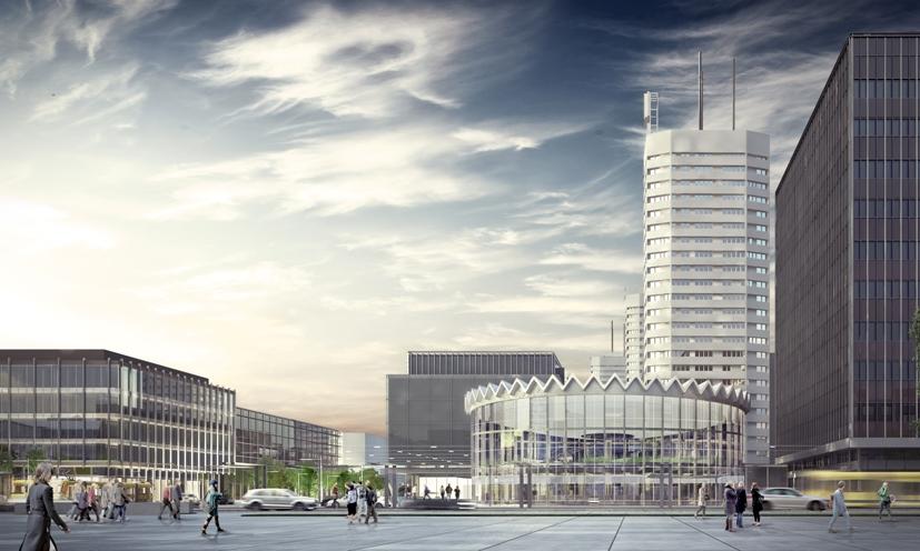 Projekt Rotundy w Warszawie