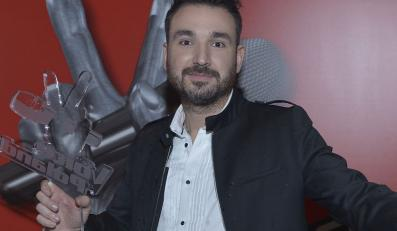 "Mateusz Ziółko w ""The Voice of Poland"""