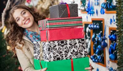 Świąteczne zakupy
