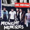"3. One Direction – ""Midnight Memories"""