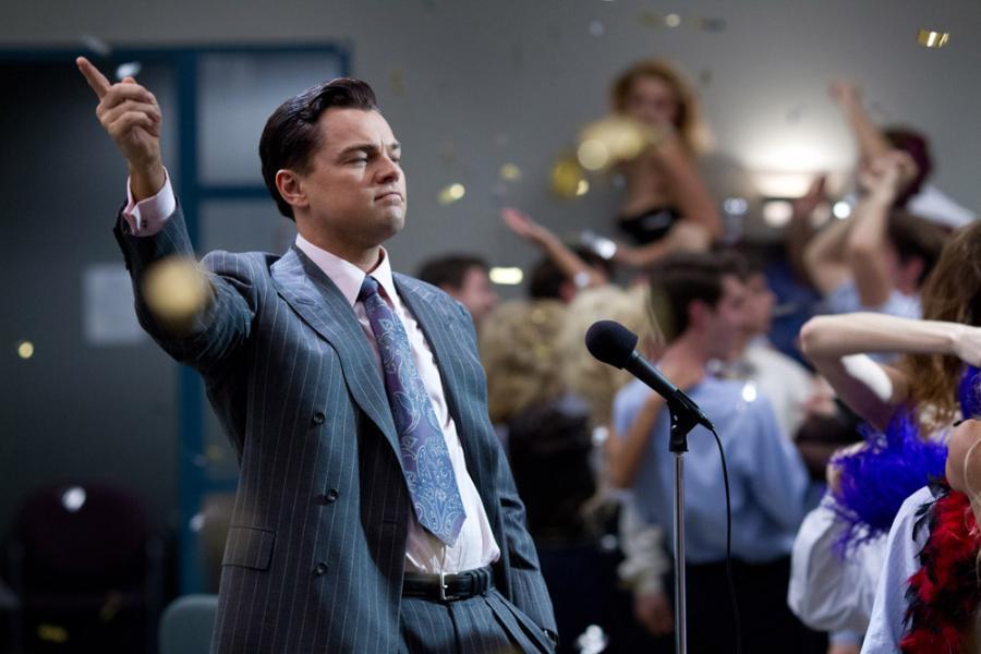DiCaprio bardzo chciał zrobić ten film