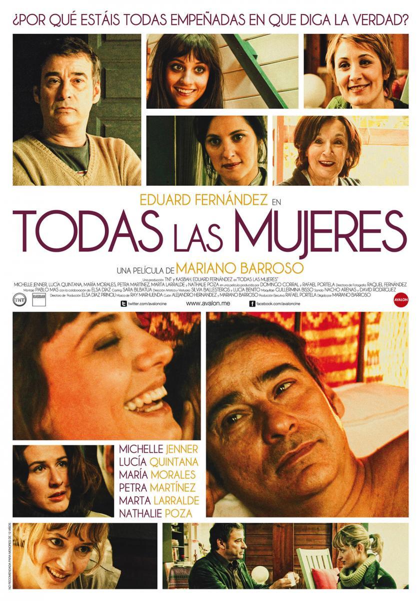 """6. """"Todas las mujeres"""" (reż. Mariano Barroso)"""