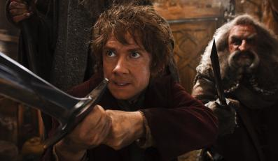 """Hobbit: Pustkowie Smauga"" to solidne kino fantasy"