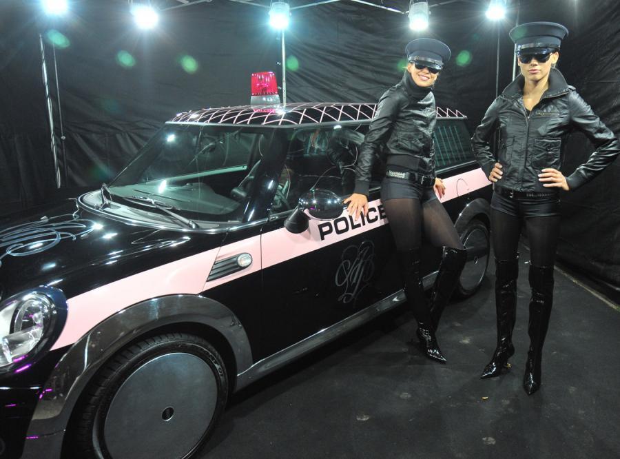 Mini Agent Provocateur był gościem piątej edycji imprezy motoryzacyjnej Auto Arystokracja. Samochód ściągnięto specjalnie na tę okazję do Polski