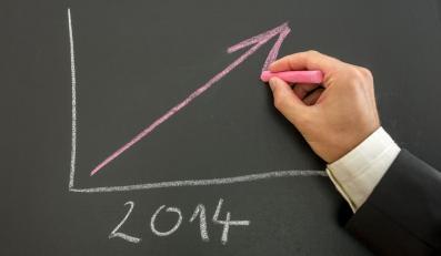 wykres 2014 wzrost