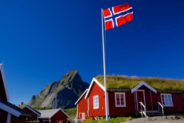 Miejsce 2 - Norwegia