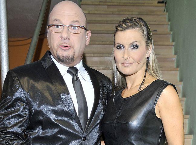 Piotr Gąsowski, Katarzyna Skrzynecka