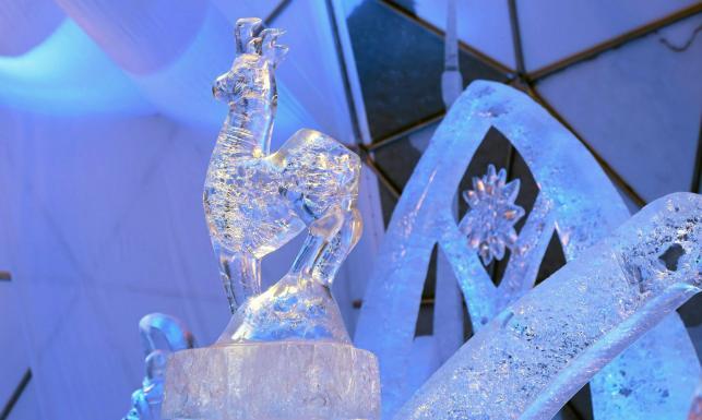Piękna lodowa kaplica w Tatrach. Można w niej wziąć ślub!