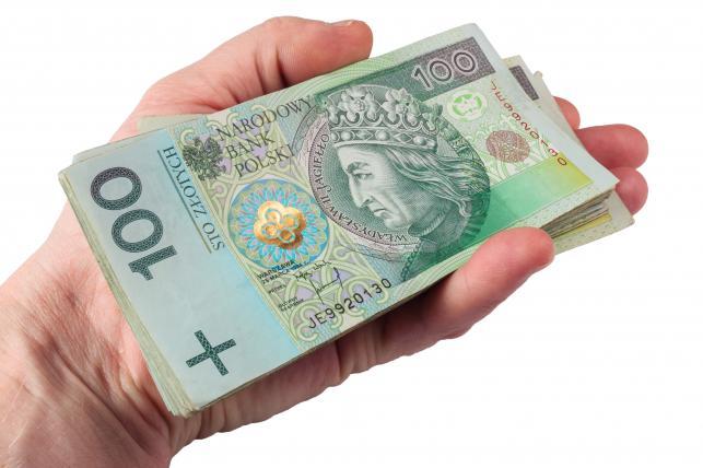 polski złoty banknoty