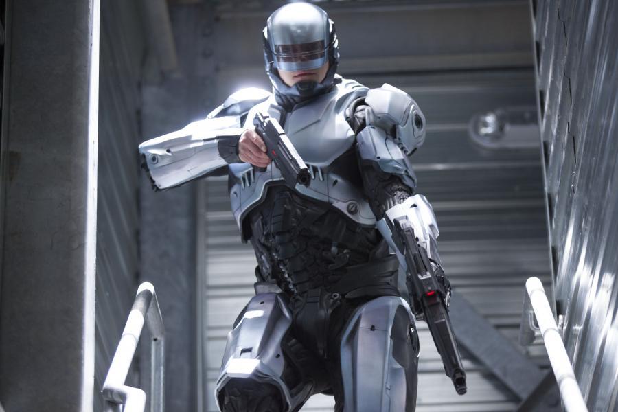 Nadciąga nowy RoboCop