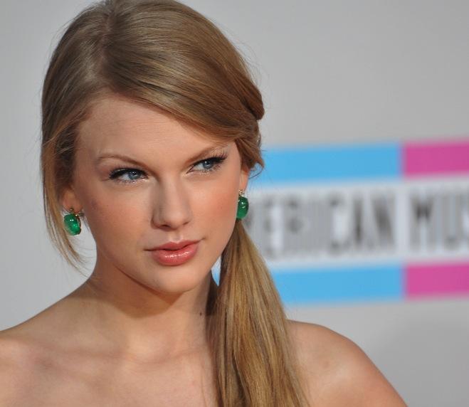 Mama Taylor Swift chora na raka