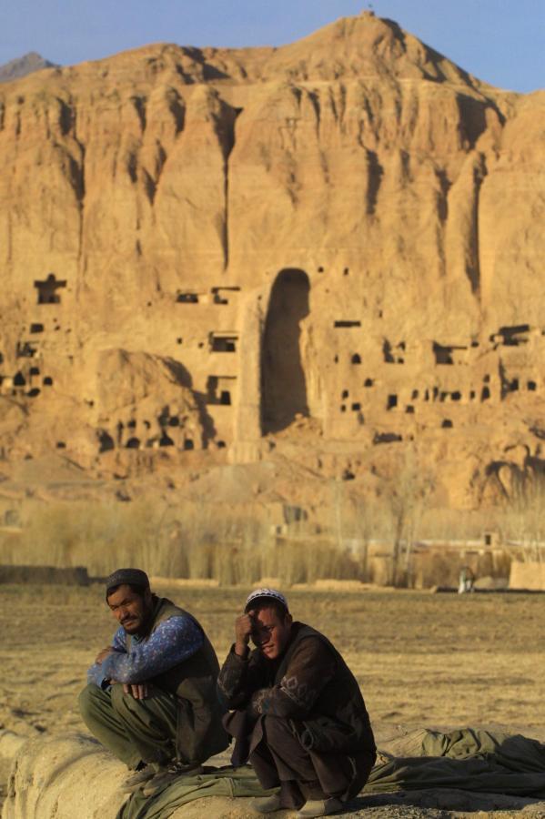 Posągi z doliny Bamian, Afganistanistan dolina Bamian